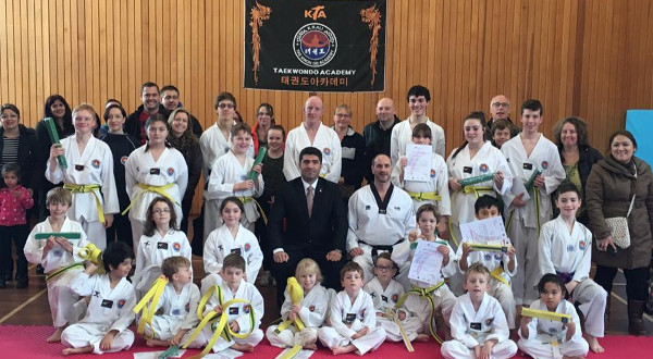 martial arts club in harrogate