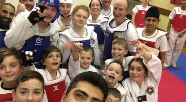 highly successful taekwondo club in harrogate