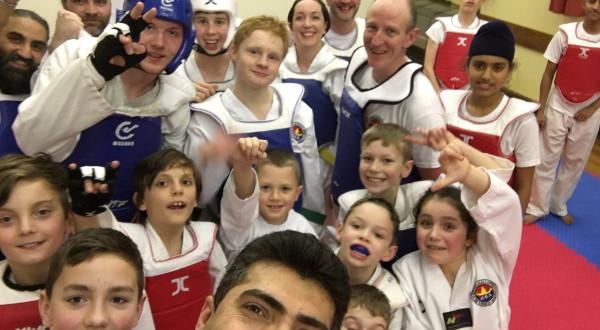 highly successful taekwondo club in harrogate