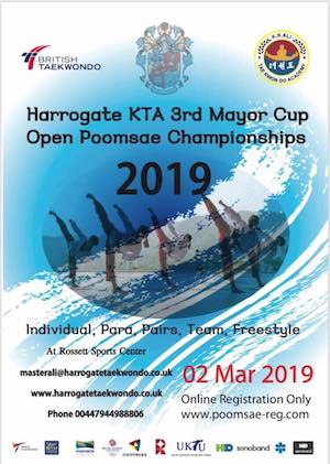 Harrogate KTA 3rd Mayor Cup Open
