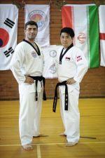 Masret Lee & Master K. R. Ali