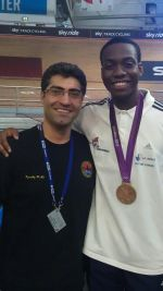 2012 Olympic Bronze Medallist