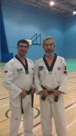 Grandmaster Kang Shin Chul
