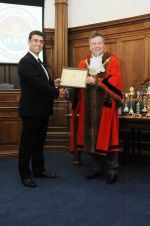 Mayor of Harrogate Jun 2012